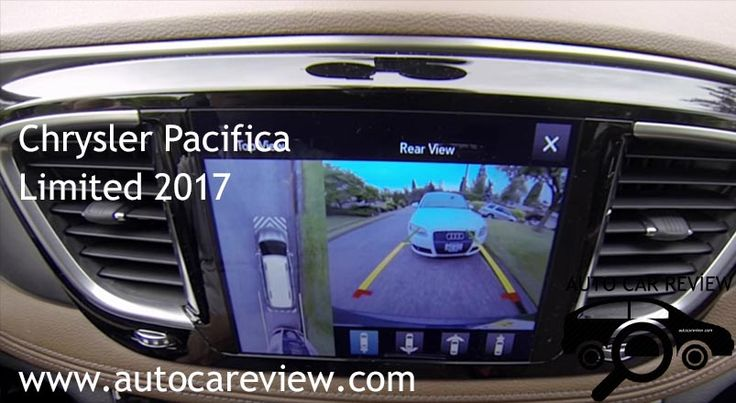 Chrysler Pacifica Limited 2017 Review Part 2 Is a more civilized Howard I don't care