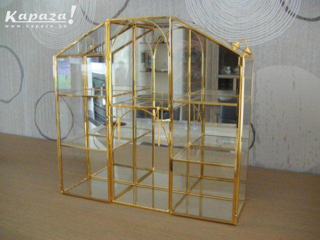 Spiegelkastje voor swarowski-kristal, Overige decoratie, Bree   Kapaza.be