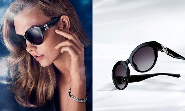 Occhiali da sole Swarovski: Catalogo 2017 - https://www.beautydea.it/occhiali-da-sole-swarovski/ - Lo stile e l'alta gioielleria si incontrano nella nuova collezione di occhiali firmati da Swarovski.