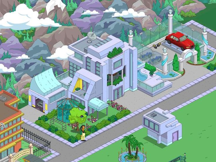 27 best images about Simpsons Tapped Out (Springfield