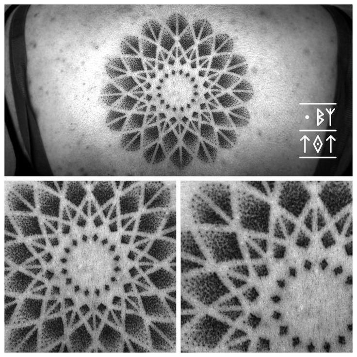 tattoo handpoke