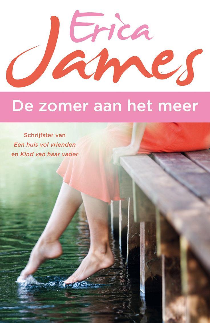 """De zomer aan het meer, Erica James. """"Een boek over Italiaanse bruiloften, het afsluiten van oude hoofdstukken van je leven en het openen van je hart voor nieuwe kansen. En wellicht voor een nieuwe liefde…"""" Lees meer op: http://www.italieuitgelicht.nl/de-zomer-aan-het-meer-van-erica-james/"""
