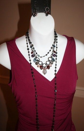 Premier Designs jewelry. Like what you see? Contact me to get it for FREE! Jewelerandi@gmail.com