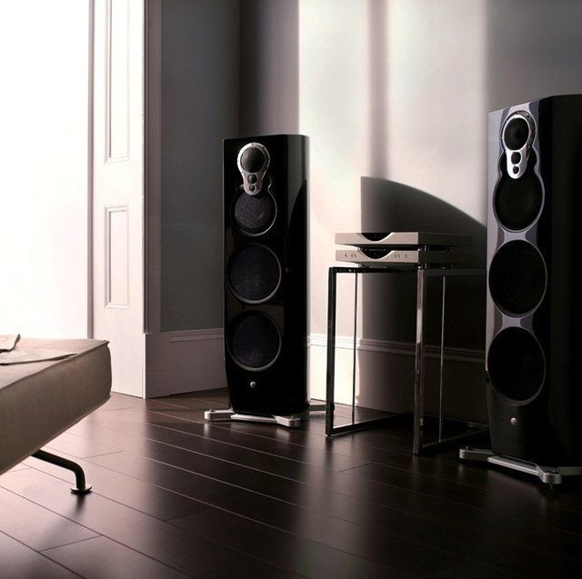 Fancy - Klimax Hi-Fi System by Linn - still not the prettiest but incredible quality
