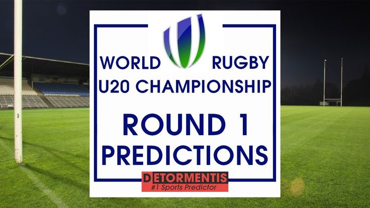 U20 Championship Rugby Round 1 Predictions and rugby tipping | Superbru ...