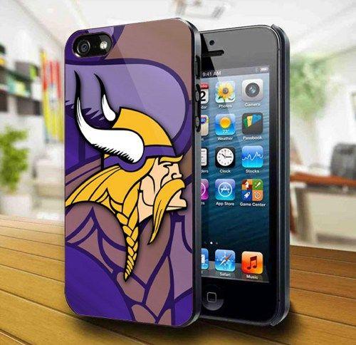 Minnesota Vikings Logo iPhone 5 Case   kogadvertising ...