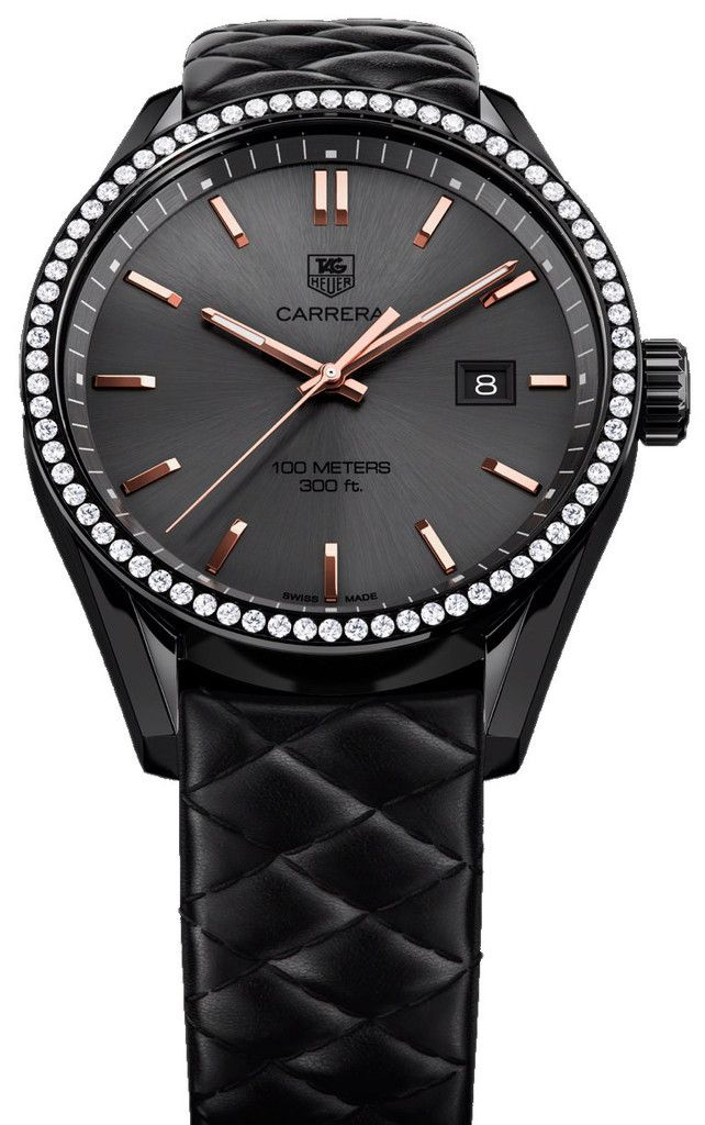 TAG Heuer Watch Carrera Cara Delevingne Special Edition #basel-15 #bezel-diamond #bracelet-strap-leather #brand-tag-heuer #case-material-steel #case-width-41mm #date-yes #delivery-timescale-call-us #dial-colour-grey #gender-ladies #limited-edition-yes #luxury #movement-quartz-battery #new-product-yes #official-stockist-for-tag-heuer-watches #packaging-tag-heuer-watch-packaging #style-dress #subcat-carrera #supplier-model-no-war101b-fc6367 #warranty-tag-heuer-official-2-year-guarantee…