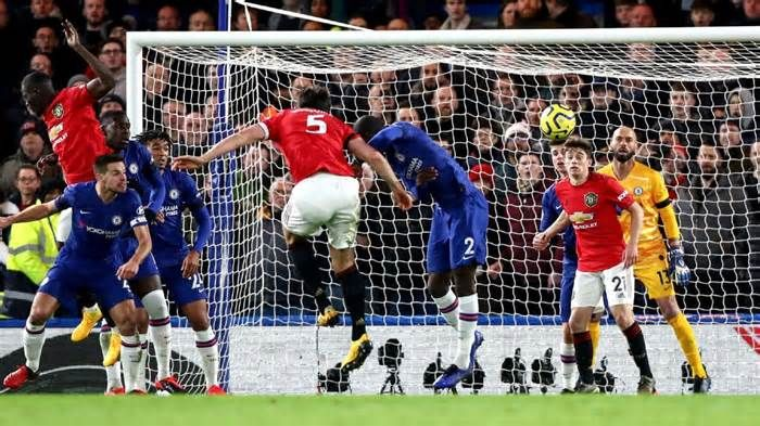 Man United S Harry Maguire Predicted How He D Score Vs Chelsea In Prematch Text Message Get The Latest News For Manche In 2020 Man United Manchester United Chelsea