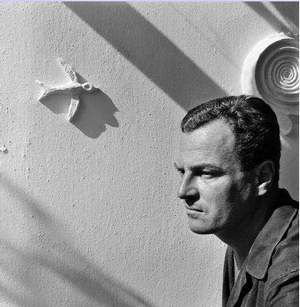 Patrick Leigh Fermor, photographed by Dimitri Papadimos (no date).
