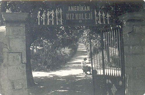 İzmir - Göztepe - Özel İzmir Amerikan Koleji