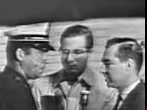 NBC News Live Coverage Jack Ruby Shots Lee Harvey Oswald - YouTube