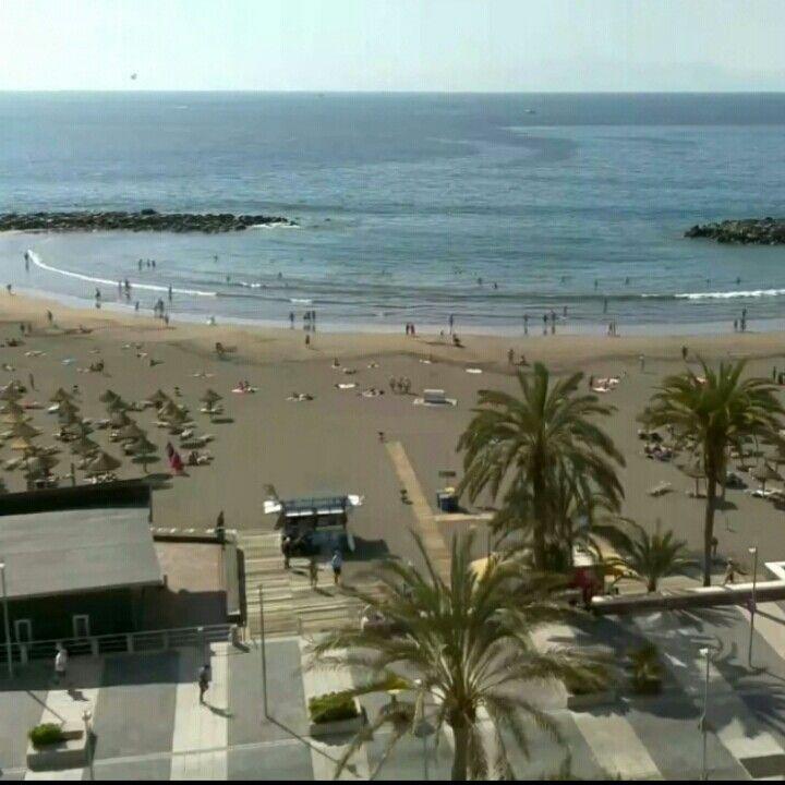 Playa de Troya  Tenerife