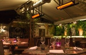 Restaurant italien à clichy, haut de gamme, pour une soirée en amoureux