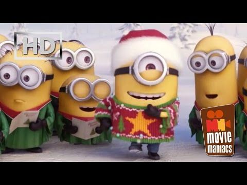 Minions Jingle Bells X-Mas Song - YouTube