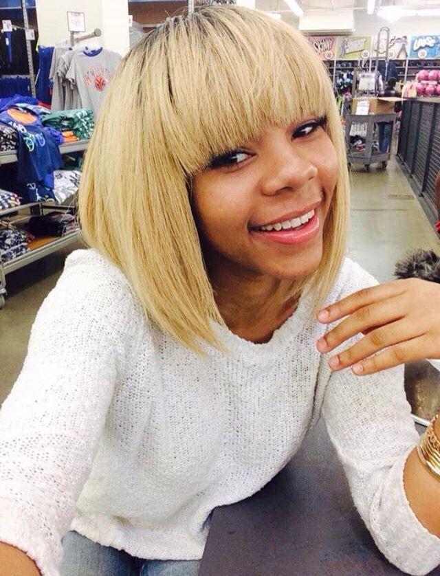 blonde hair, bob hair Pinterest: ♚ @RoyaltyCalme †