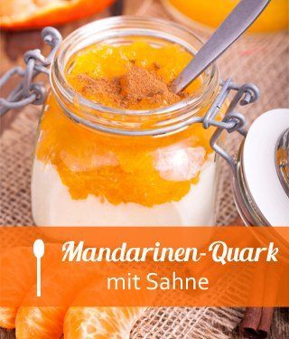 Mandarinen-Quark
