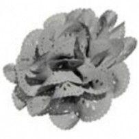 Haarspeld bloem Emerson grijs