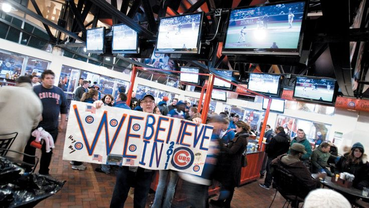 Wrigleyville: From the Cubs to the bars and beyond