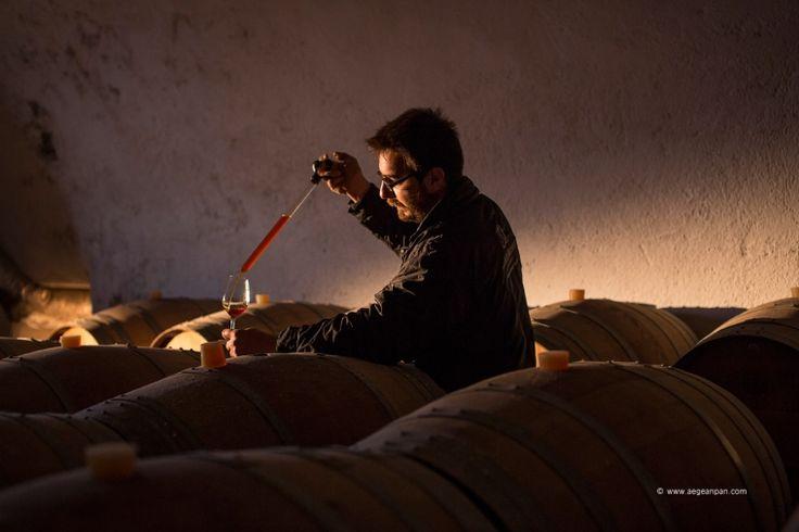 20 years barrel aged Vinsanto