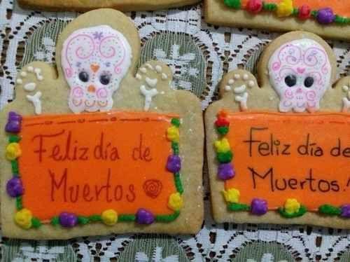 galletas dia de muertos - Buscar con Google