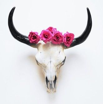 home accessory cow skull faux cow skull hodi home decor etsy boho decor skull hipster
