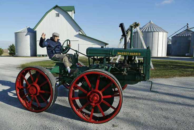Antique Tractors 4 Wheel Drive : Tractors a collection of cars and motorcycles ideas to try
