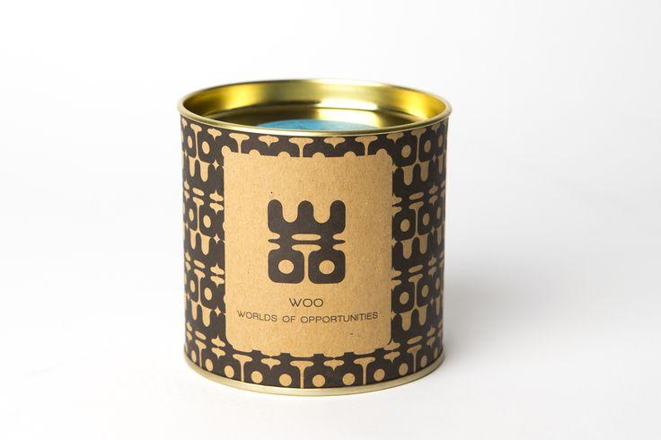 WOO mini candle
