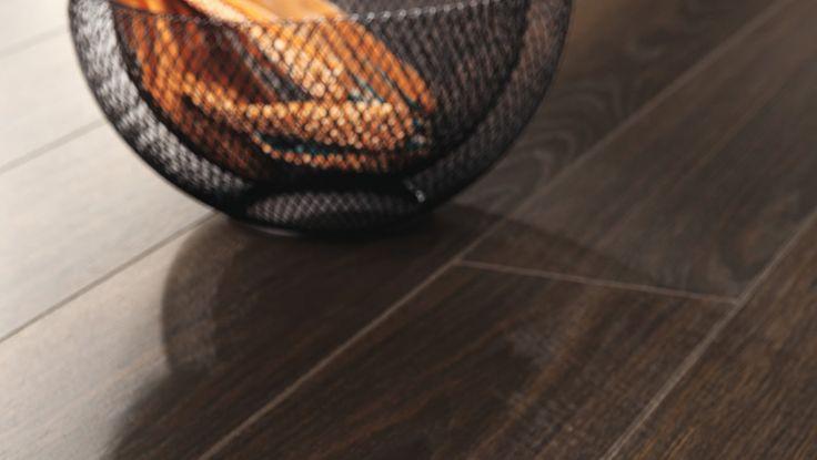 HARO Pavimento in laminato Loft 4V Rovere testa di moro authentic (Imitazione legno)