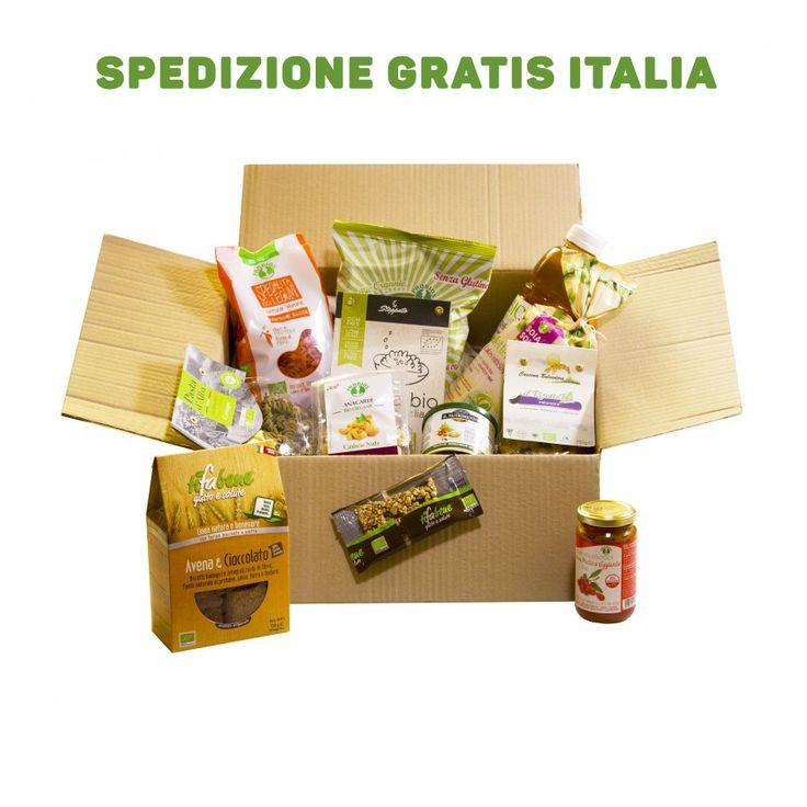 Box Senza glutine e Biologico ready-to-buy a 39€-