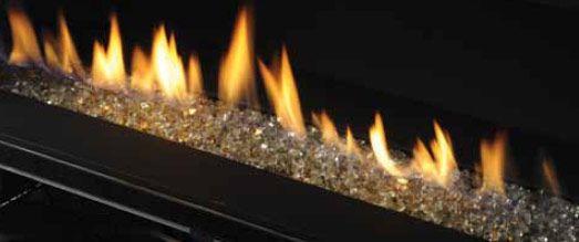 Rhapsody fireplace, lennox   Fireplaces » Gas Fireplaces