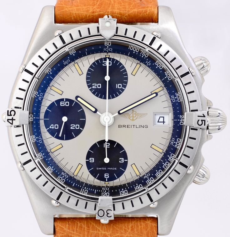 Breitling Chronograph Cockpit Mother of Pearls