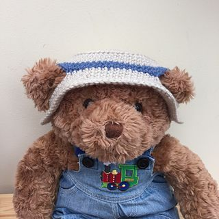 400 best images about Teddy Bears Clothes - Knitting and Crochet Patterns on ...