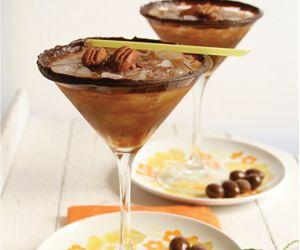 Chocolate Turtle Martini - Dove Chocolate Discoveries - DCD Recipe