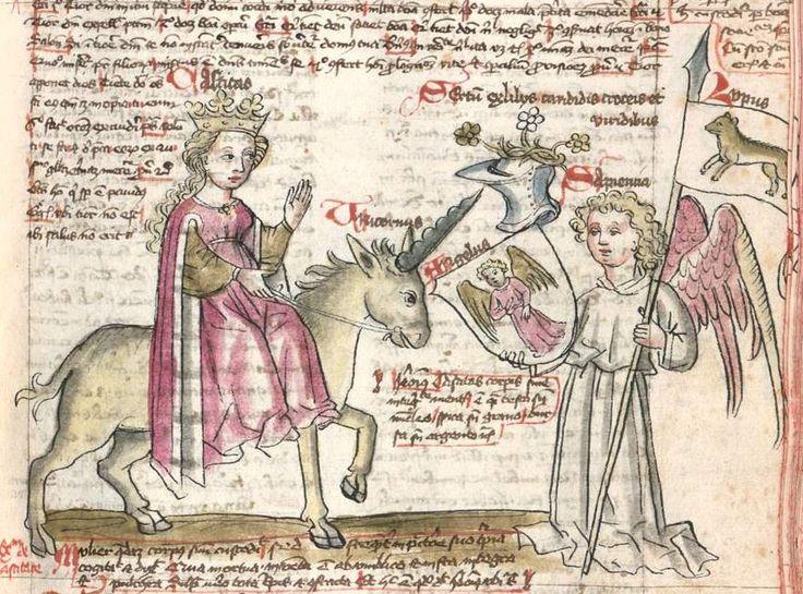 Speculum humanae salvationis. Memento mori-Texte [u.a.] Bayern - Österreich, I: zwischen ca. 1440 - 1466, II: um Mitte 15. Jh., III: 2. Viertel 15. Jh. Cgm 3974  Folio 79