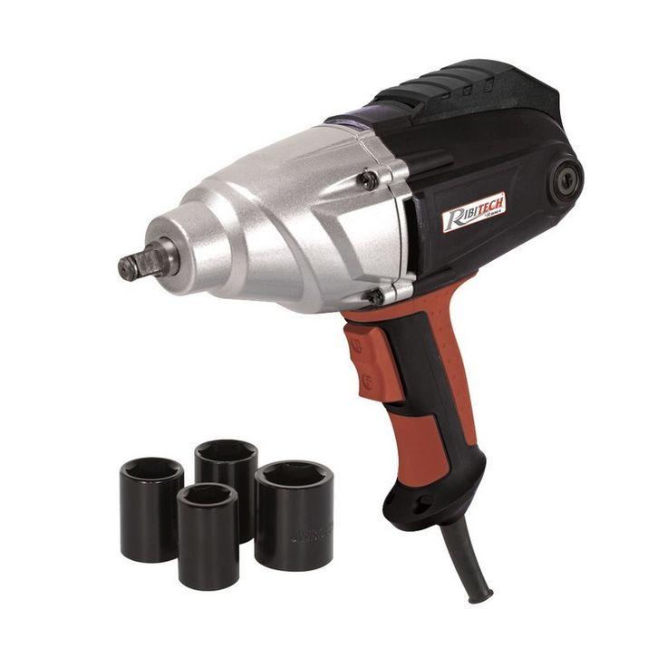 Vissez et dévissez sans difficulté avec une clé à choc électrique ! #bricolage #tools