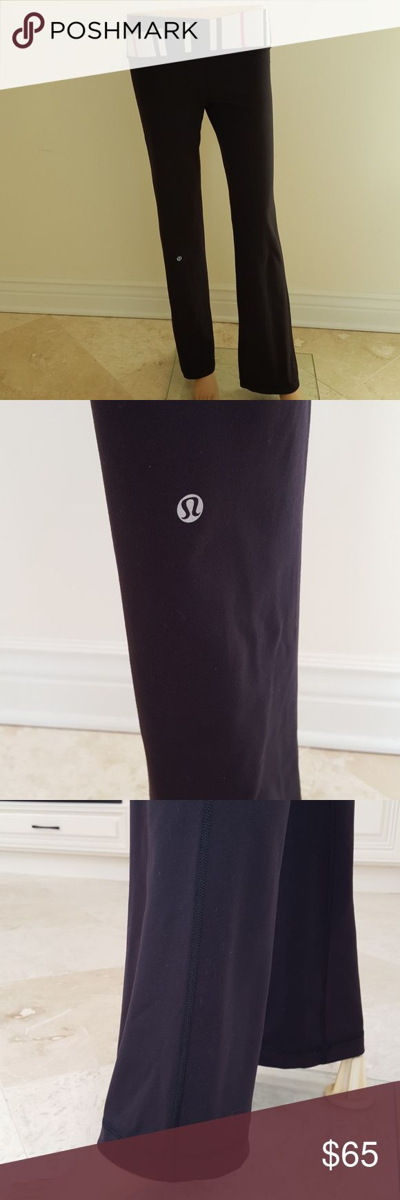 Lululemon pants 💥FREE SHIPPING💥 Lululemon active wear Gently Used  Free shipping! Take advantage of free shipping for other items in my closet by bundling with this listing! Please let me know before you purchase or bundle so I can apply the discount for shipping to this listing. 💥PRICE FIRM💥 lululemon athletica Pants Track Pants & Joggers