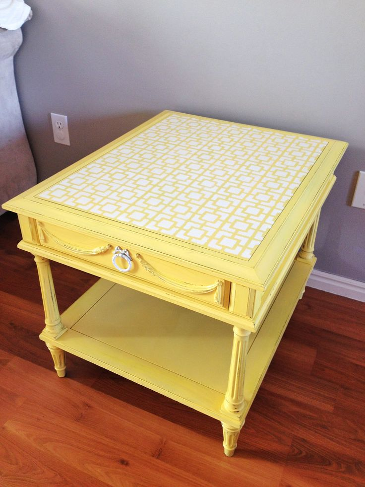 Stenciling furniture faux show pinterest stenciling for Affordable furniture facebook