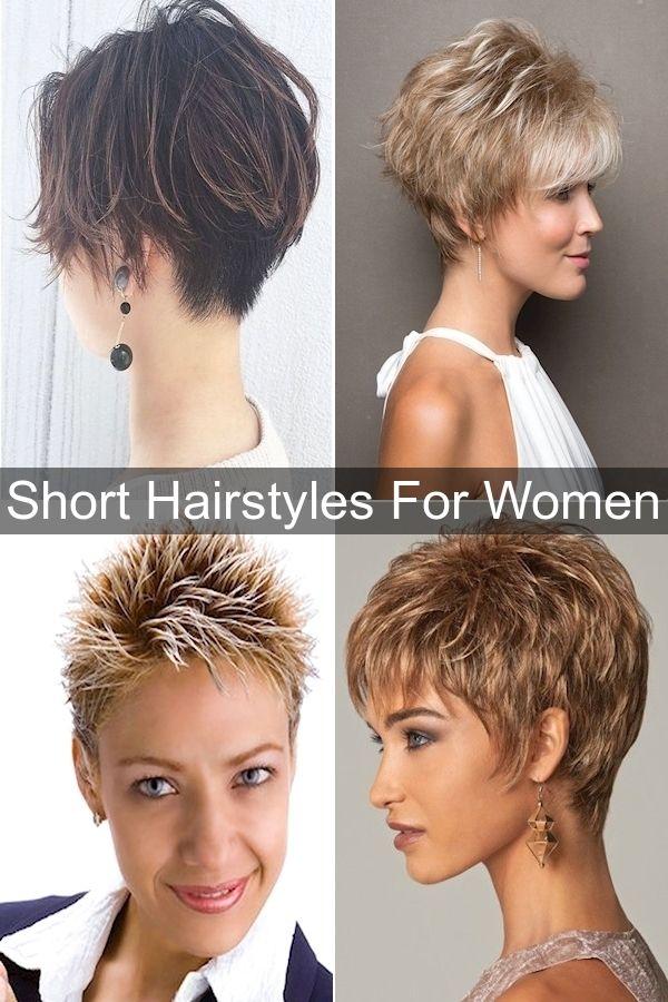 Pin By Mary Trinidad On Pelo Corto Mujer Short Hairstyles For Women Womens Hairstyles Hairstyles Haircuts