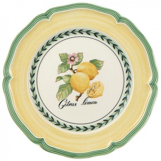 Villeroy boch french garden valence piatto dessert 00 for Bosch and villeroy