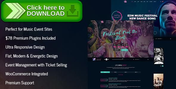 [ThemeForest]Free nulled download Steve Cadey - WordPress Music Theme For Musicians, DJs, Bands and Solo Artists from http://zippyfile.download/f.php?id=31646 Tags: artist, audio, creative, edm, event, event organizer, festival, gallery, music blog, music news, musician, rock, ticket selling, tour