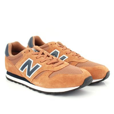 tenis new balance ml400 marrom
