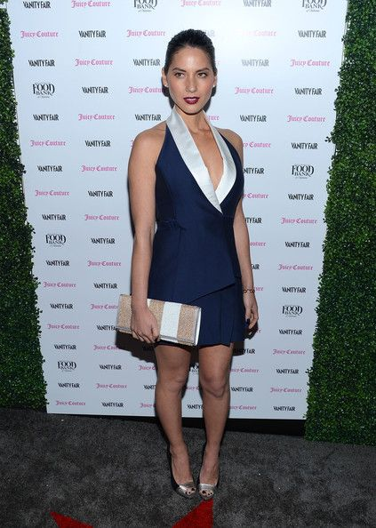 Olivia Munn Photos - Olivia Munn attends the Vanity Fair And Juicy Couture Celebration Of The 2013 Vanities Calendar With Olivia Munn at Chateau Marmont on February 18, 2013 in Los Angeles, California. - Vanity Fair And Juicy Couture Celebration Of The 2013 Vanities Calendar With Olivia Munn - Arrivals