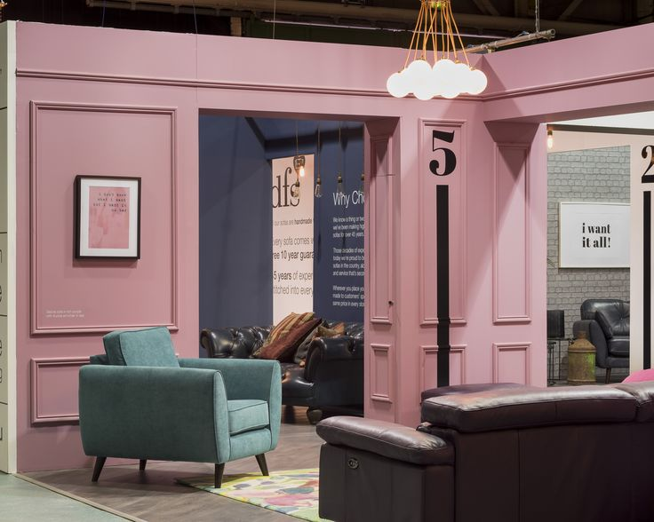 7 best DFS Exhibition Stand – Ideal Home Show images on Pinterest ...