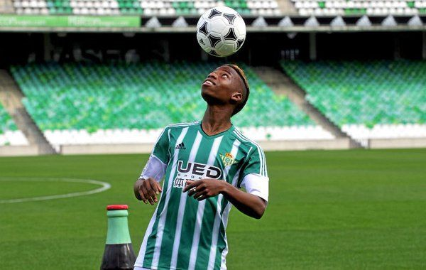 Chelseas Charly Musonda gets off the mark for Betis on his 2nd appearance (Video)