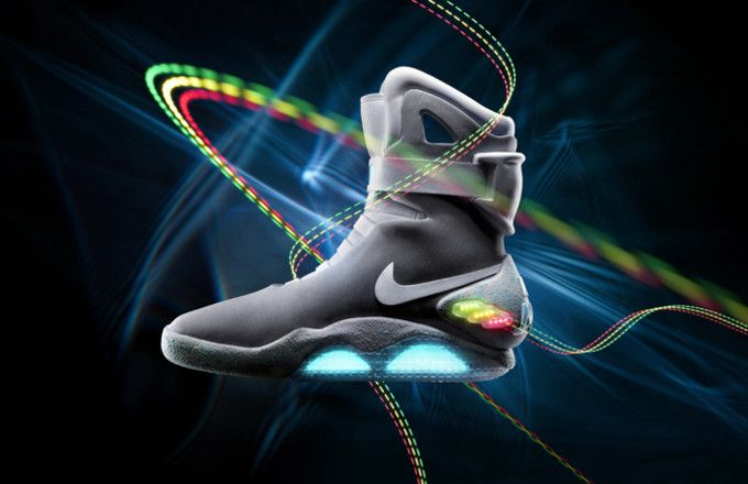 This Proves Just How Hard It's Going to Be to Cop the Nike Mag