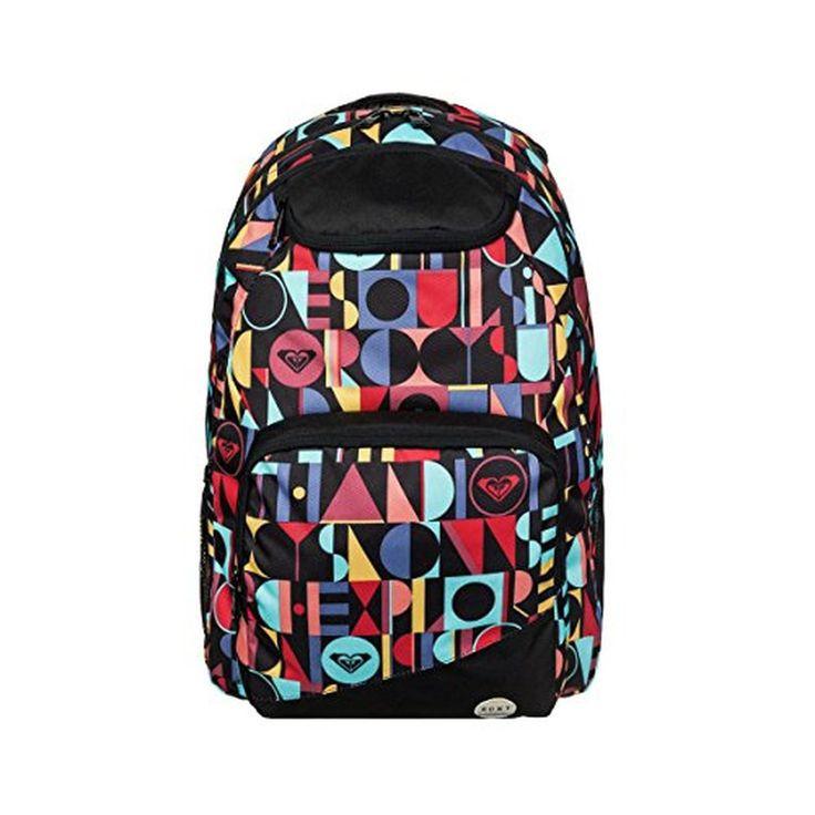 Roxy Shadow Swell, School Backpack 2016 #2016, #Àdos http://sac-a-main.top/roxy-shadow-swell-school-backpack-2016/
