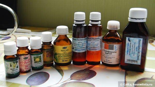 Гидрофильное масло для жирной проблемной кожи своими руками — Отзывы о косметике — Косметиста