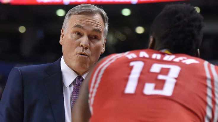 Stein's Coach of the Year: Mike D'Antoni #FansnStars