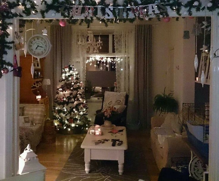My christmas decorations, <3 love my home