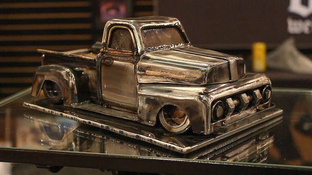 Metal Art on Display by Brown Dog Welding | Flickr - Photo Sharing!